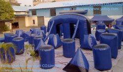 Paintball gonfiabile blu scuro da vendere