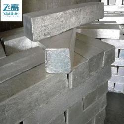 은 백색 알루미늄 주괴 중국 공장 공급 1 차적인 알루미늄