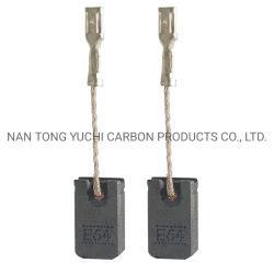 E64 Koolstofborstel met haakse slijper voor BS-11e Bosch GCO 2000 E64 Gws20-230 180
