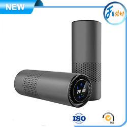 O controlo gestual 4NO1 Materiais Metálicos UV portátil Desktop filtro HEPA Carro Purificador de Ar