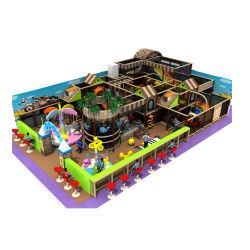 専門の注文の設計かわいい子供の遊び場装置屋内スペースの主題 価格
