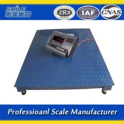 사용된 Floorscales Digiweigh 1.2*1.2m의 무게를 다는 전자 깔판