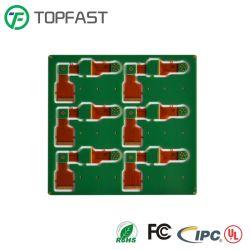 Высокое качество многоуровневые гибкой производственной цепи печатной платы Rigid-Flex печатной платы