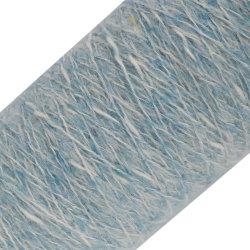 Fils de couleur du noeud 3.5nm pour le tricot de polyester à fils de fantaisie recycler spandex en acrylique de coton