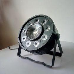 고휘도 9PCS LED + 1 COB LED PAR Lights Price Buy 온라인