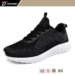 女性履物のFlyknitのスニーカーのスポーツの女性によって編まれる連続した偶然靴2601