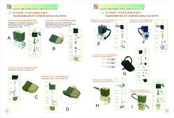 Tsudakoma Air Jet Loom elektronische mechanische reserveonderdelen
