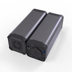 Laptop-Stromversorgung hat beweglichen Minilaptop-Energien-Bank
