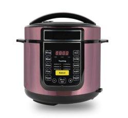 Bunte Rezept-multi elektrisches Dampfkochtopf-Küche-Gerät