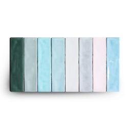 """3""""x12"""" 75x300mm Material de decoração interior de parede de azulejos de Metro de cozinha"""