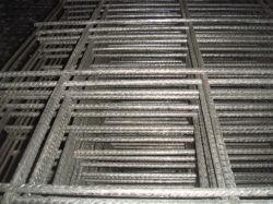 Malla de hierro galvanizado alambre soldado valla de seguridad y la Jardinería
