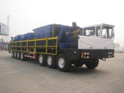 4000M 천공 장비 Zj 40 Xj850HP 작업 장비 트럭 장착 오일 웰 서비스를 위한 천공 장비