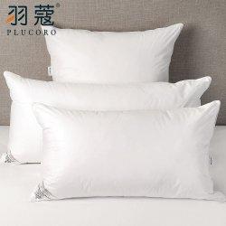 이용되는 호텔과 홈을%s 주문을 받아서 만들어진 백색 싼 도매 베개