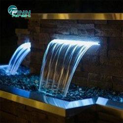Edelstahl-Pool-Zubehör-Swimmingpool-Teich-Wasser-Zwischenwand