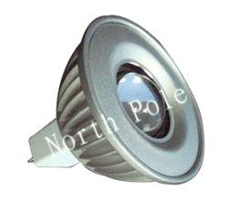 3W/6W CREE LED haute puissance lampe (alliage de magnésium MR16-M3)
