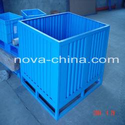 Logistisches Geräten-Stahlkasten für Speicherformular-Nova-Racking