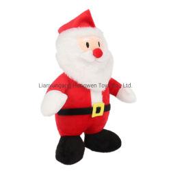 2021 Neue Ankunft Beliebte Design Weihnachten Gefüllte Weihnachtsdekoration Plüsch Weihnachtsmann Puppen für Kinder Weihnachtsgeschenke
