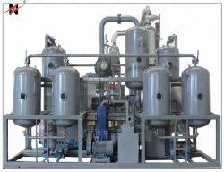 Utiliser la machine de recyclage d'huile moteur utilisée voiture Genrating d'huile de la machine
