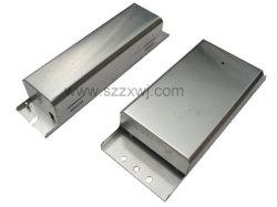 Metal que estampa piezas de metal de hoja de la precisión de la cubierta del lastre de la parte