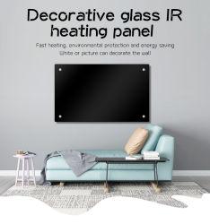 Elektrisch verafgelegen infrarood stralende verwarming met glazen wand