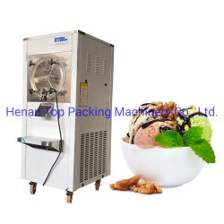 상업용 냉동 하드 아이스크림 머신 메이커