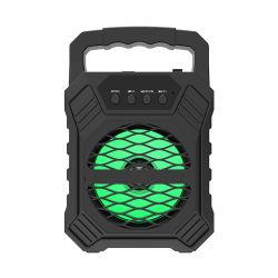 옥외 섬광 Bluetooth 스피커 오디오 스피커 휴대용 스피커 무선 스피커 4 인치 스피커 Subwoofer