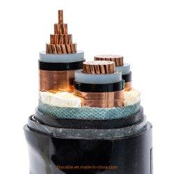 Кв 8.7/10Yjv22 3X300 XLPE изоляцией электрического кабеля