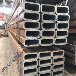 Resíduos explosivos de soldadura do Tubo de Aço Quadrado / Tubo retangular galvanizado / Tubo retangular para materiais de construção