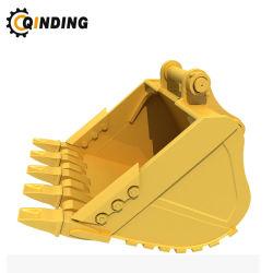 Pelle chargeuse pièces Outil d'attaque au sol des dents de godet pour l'adaptateur Komatsu PC300