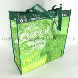 Lamellierter nicht gesponnener Lebensmittelgeschäft-Einkaufentote-Geschenk-Hochleistungsbeutel