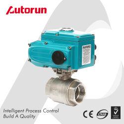 Китайский производитель Вэнчжоу 2-х электрического шарового клапана