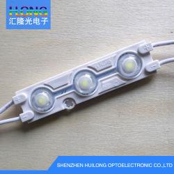 Scheda di alluminio con il modulo impermeabile dell'obiettivo LED