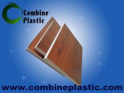 材木のディーラーは防水PVCをボード泡立った家具のための選択した