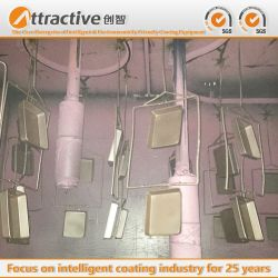 Опрыскивание покрытие для наружной стены из алюминия