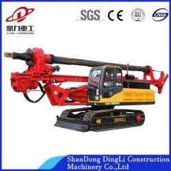 motor diesel hidráulica 40m broca de perfuração/plataforma de perfuração para a fundação de engenharia de construção/Água/Prédio Veludos/Mining escavar DR-120