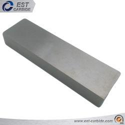 Faca de tungstênio carboneto de tungsténio Square em branco