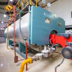 15t au gaz naturel pour le séchage du bois de chauffage à vapeur