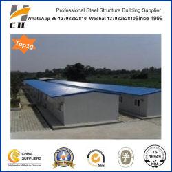 Auf lager vorfabriziertes Haus-Fertigstandardgrößen-Haus-Stahlspeicher-Haus