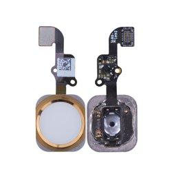 Originele Flex Kwaliteit of OEM Vervanging van de Assemblage van de Kabel van de Knoop van het Huis van de Kwaliteit Flex Flex voor iPhone 6 en iPhone 6 plus (Goud)
