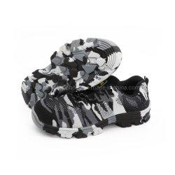 Os homens de moda de convergência de Aço de segurança Tipo Sport Calçado de segurança