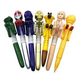 varie penne di Ballpoint di inscatolamento possono lucidare divertente