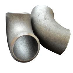 Gomito senza giunte dell'acciaio inossidabile di Buttwelding A234 Wpb dell'accessorio per tubi di ASME