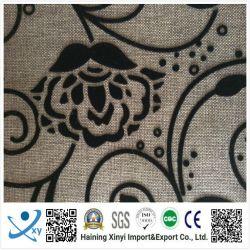 Spruzzo variopinto del commercio all'ingrosso del rifornimento della fabbrica che si affolla tessuto per la mobilia o l'imballaggio del sofà