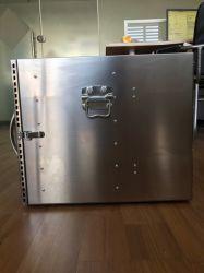 ステンレス鋼の商業電気食糧脱水機