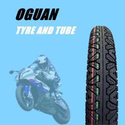 18 Zoll OEM neuer 6pr Nylonriemen Bias Reifen Naturgummi Gemischtes Muster Motorrad Niederdruckschlauch Reifen (300-18) mit Soncap