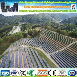 Aus-Netz-DC-Leistung 5 kw Solarstrom-Klimaanlage 5 kw Home Appliances Solarenergie-System