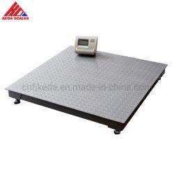 De fabriek verkoopt de Elektronische Digitale Vloer van de Schaal van het Pakhuis van de Schaal van de Vloer van het Platform Wegende