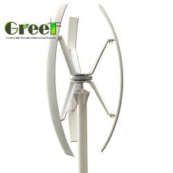 Vertical de 2kw de potencia eólica Aerogenerador Vertical generador