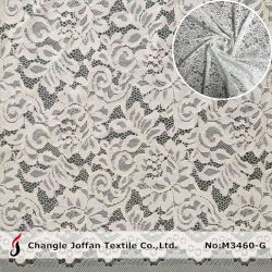 Cabo de tecido de Dubai Tecido Lace Bordados Africana as rendas de algodão (M3460-G)