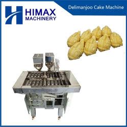Elektrischer kleiner Ei-Kreis und Inner-Form-Waffel-Kuchen-Hersteller-Imbiss-Nahrungsmittelbacken-Maschine